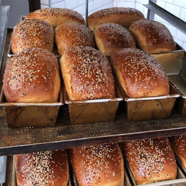 Le pain au lait moulé, un des grands succès