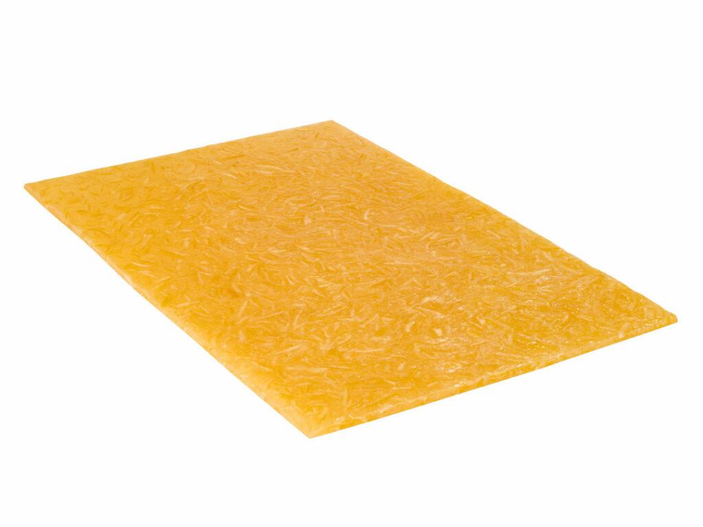 Plaque 7 mm citron Sicoly